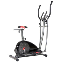 Bicicleta Fija Estatica Body Champ Doble Caminadora Vbf