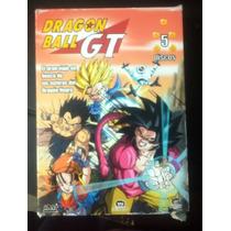 Serie Dragon Ball Gt Completa Español Latino