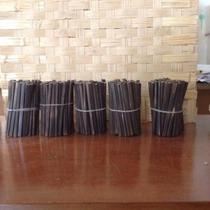 Agitadores De Bambú