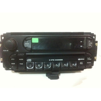 Autoestereo Original Chrysler Dodge Jeep 6 Cds Como Nuevo