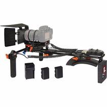 Rig Para Cámara Dslr Con Enfoque Y Zoom Motorizado Mr-400