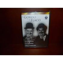 Pelicula Dvd El Gordo Y El Flaco Los Carpintontos