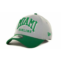 New Era Mlb Miami Marlins Gorra Mod Arch Nueva S/m