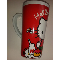 Taza Hello Kitty Grande! Hermoso Regalo