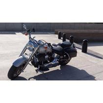 Harley Davidson Fat Boy Flstf 2002 1,450 Cc