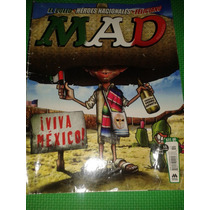 Revista Mad No.55 Edicion Especial Mexico Vbf