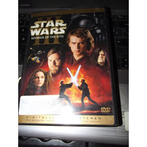 Dvd Original Pelicula Doble De Star Wars De Coleccion