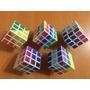 Stickers Personalizados Cubo Rubik 3x3 Dayan, Shengshou Moyu