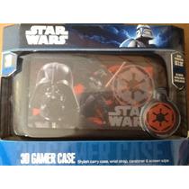 Estuche Star Wars 3d Darth Vader 3ds O Dsi