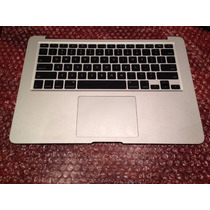 Teclado Con Case Touch Pad Macbook Pro Apple Original $2999