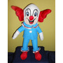 Peluche Payaso Bozo Original Toy Factory 52 Cms