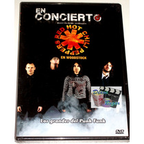 Dvd Red Hot Chili Peppers Live At Woodstock 99´