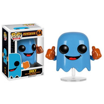 Pacman Inky Figura De Vinyl Funko Pop