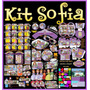 Kit Imprimible Princesa Sofia Powerpoint 100% Editable $100