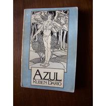 Azúl-año 1981-aut-ruben Darío-edit-concepto-op4