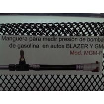 Kit De Manguera Para Medir La Presion Autos Blazer Y G.m