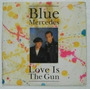 Blue Mercedes / Love Is The Gun 1 Disco Lp Vinilo