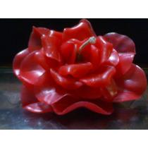 Hermosa Rosa Flotante, Vela Para El 14 De Febrero,regalo Op4