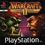 War Craft  2 The Dark Saga  Ps1 Compatible Con Ps2