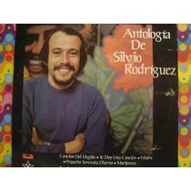 Silvio Rodriguez Lp Antologia