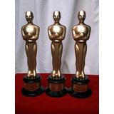 Personaliza Premio Oscar Trofeo Estatuilla Original