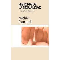 Historia De La Sexualidad, La Voluntad De Saber-ebook-libro