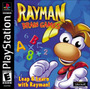 Rayman Brain Games  Ps1 Compatible Con Ps2