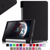 Funda Fintie Lenovo Tablet Yoga 8 Folio Cubierta De Cuero