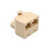 Adaptador Telefónico Tipo Y Para Cable Rj11 #37
