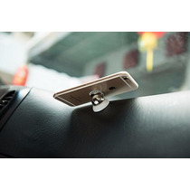 Holder Soporte Auto Magnetico Para Iphone Galaxy Etc.
