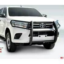 Burrera Toyota Hilux 2016 Tubular