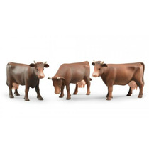 Juguetes Bruder Cow (different Position Of Head Assorted)