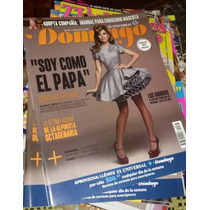 Gloria Trevi, Revista Domingo Magazine 2013 Agarrate