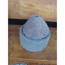 Antiguo Y Original Molino De Piedra. Envio Gratis.