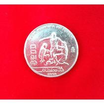 Moneda Mexicana 200 Pesos Mundial De Futbol México 1986
