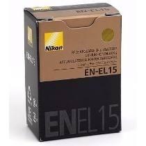 Bateria Nikon En-el 15