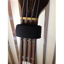 Silenciadores Para Guitarra Y Bajo Tipo Fretwraps