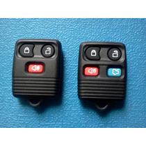 Carcasa Control Alarma Ford Original 3 Y 4 Botones.