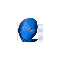 Manguera Plana Neo-flat Azul De 3 Pulgadas Rollo De 100 Mt