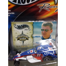 Hot Wheels Racing Nascar, T. Hunt. Ed. Limitada. Esc 1:64