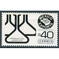 Sc 1583 Año 1988 Exporta 8 Serie Productos Quimicos 40p Caja