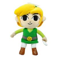 The Legend Of Zelda - Toon Link Peluche 7