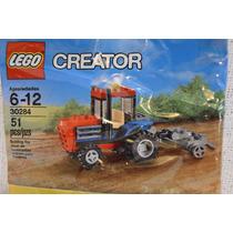 Lego 30284 Creator Tractor, El Unico En Mercado !!