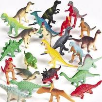 72 Mini Dinosaurios Variados Vinilo Plastico Blakhelmet Sp