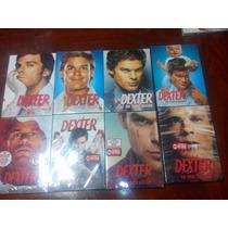 Dexter Temporada 1-8 Serie Completa