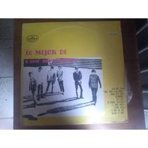 Lo Mejor De Los Hitters Lp Acetato Vinyl