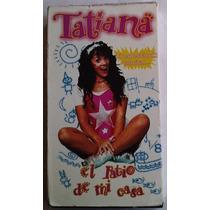 Tatiana El Patio De Mi Casa Vhs Unica Edicion 1996 Op4
