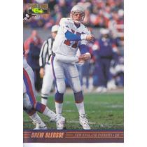 1995 Pro Line Classic Drew Bledsoe Qb Patriots
