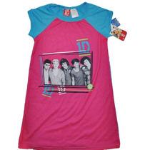 Envio Pijama 6 Anos One Direction Nina Camison Rosa 1d Nyal