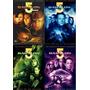 Babylon 5 , Paquete Cinco Temporadas Y Cinco Peliculas Dvd